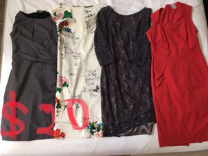 Women dresses, pants, tops and blazers size S for Sale in Alexandria, VA