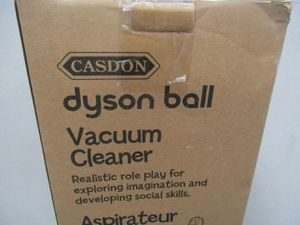 Casdon | Dyson | Ball Vacuum with real suction and sounds | Removable debris drawer for Sale in West Point, UT