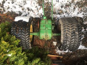 John Deere rear end for Sale in Tacoma, WA
