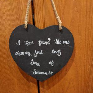 Heart Hanger Wedding Love Decorations for Sale in Las Vegas, NV