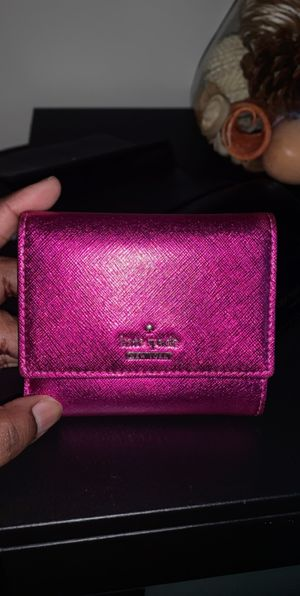 Kate Spade Specialty Small Wallet for Sale in Germantown, MD