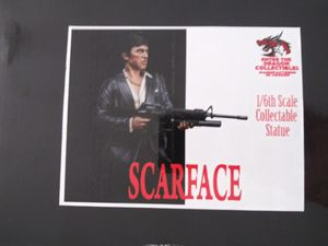Scarface 1/6th Scale Collectable Statue for Sale in Erial, NJ