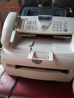 Brother phone,fax,printer. for Sale in Bellevue, WA