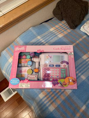 Barbie Cash Register Set - Vintage 2004 Unopened for Sale in Bellingham, WA