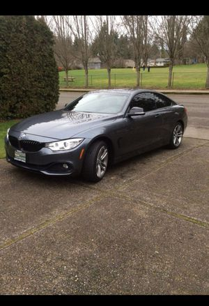 BMW 428i coupe xDrive for Sale in Bellevue, WA