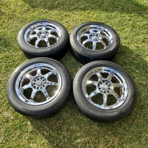16x7 Mb Seven X Wheels & Tires for Sale in Orange, CA