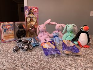 Ty beanie baby lot for Sale in Travelers Rest, SC