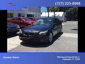 2009 BMW 5 Series for Sale in Clearwater, FL