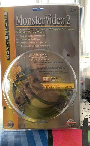 RF Video Interconnect Cable for Sale in Miami, FL