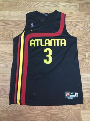 XL Nike Shareef Abdul-Rahim Hawks Jersey for Sale in Parkville, MD