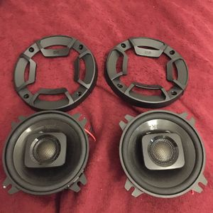 "4"" POLK AUDIO SPEAKERS for Sale in Carlsbad, CA"