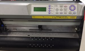 "Graphtec FC7000-130 vinyl cutting plotter 60"" for Sale in Rockville, MD"