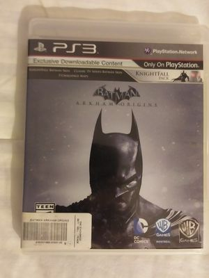 PS3 Batman Game for Sale in Massillon, OH