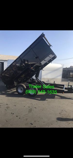 8.5x14x4 dumbo trailer $8999* for Sale in Corona, CA