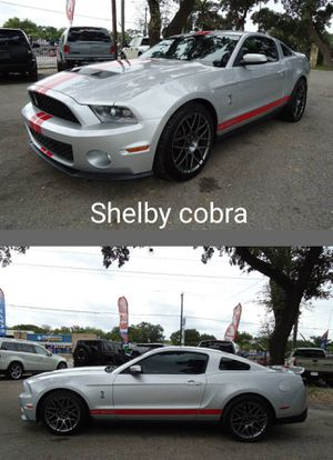 Ford mustang shelby cobra gt 5.0 for Sale in San Antonio, TX