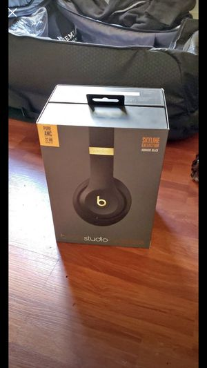 Beats Studio 3 Wireless Headphones for Sale in Brentwood, CA