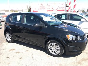 2016 Chevy Sonic $500 Down Delivers (español) for Sale in Las Vegas, NV