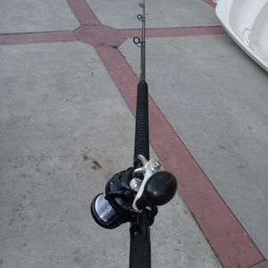 Shimano Californian Rod Combo for Sale in Downey, CA