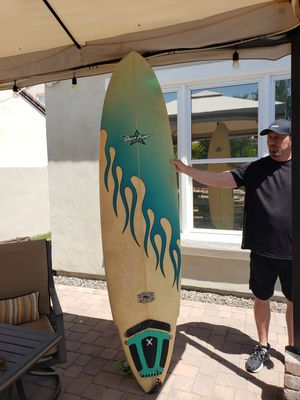 Quiet Flight stingfish surfboard for Sale in Waddell, AZ