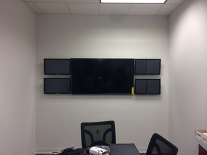 Professional installation for: home theater, media rooms, tvs, data, cat 5/6 wiring, security cameras & more! for Sale in Dallas, TX