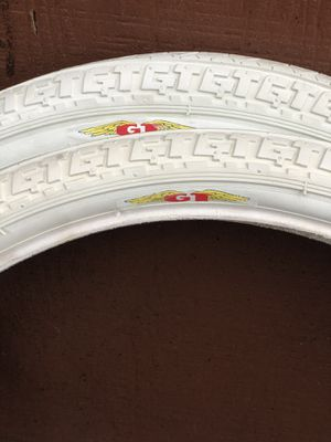 Nos gt tires rare gt bmx for Sale in Downey, CA