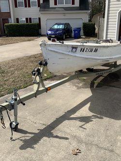 2004 Mercury Jon Boat for Sale in Portsmouth,  VA