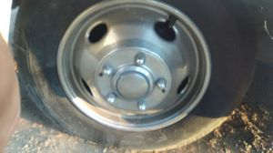 6 RV tires and rims for Sale in Oroville, CA