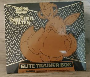 SHINING FATES ETB for Sale in Austin,  TX