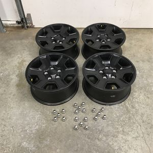 2020 Jeep gladiator Wheels & Lugs for Sale in Edmonds, WA