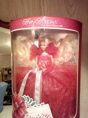 1988 Special Holiday Edition Barbie for Sale in Lancaster, OH