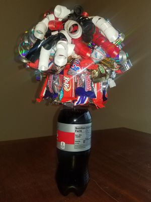 Candy bouquets and gift baskets for Sale in Wichita, KS