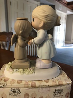 "Precious Moments ""Heaven must have sent you"" figurine for Sale in Lombard, IL"