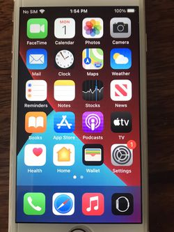 iPhone 6s 64gb - Rose Gold for Sale in Wenatchee,  WA