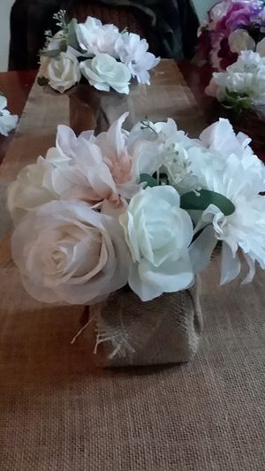 New Brides Wedding Bouquet Blush Rustic for Sale in Rancho Cucamonga, CA