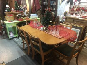 Drexel Dining Room Table and Chairs for Sale in Westminster, CO