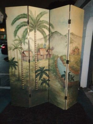 Beautiful decorative divider 7ft tall for Sale in Pembroke Pines, FL
