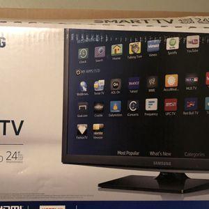 24 Inch Samsung Smart TV for Sale in Chicago, IL