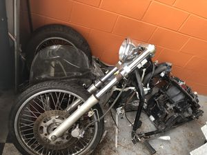 Motorcycle parts🌷👍😇💙 for Sale in Dunedin, FL