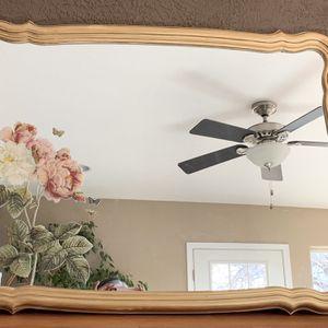 Pretty Gold Mirror for Sale in Albuquerque, NM