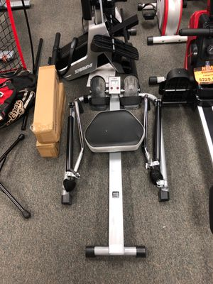 Gymax rowing machine for Sale in Tempe, AZ