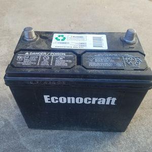 Econocraft Honda Civic Batterty for Sale in Salinas, CA