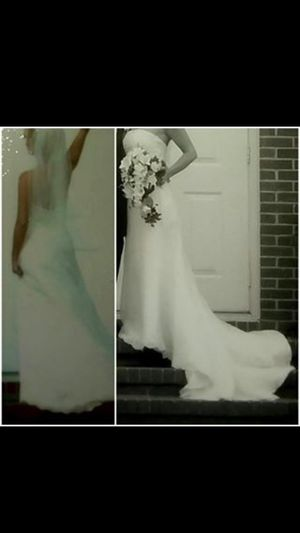 Michaelangelo Wedding Dress for Sale in Princeton, NC