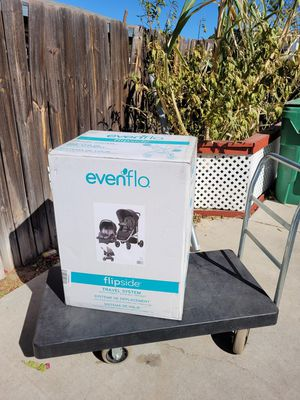 Evenflo flipside Travel system for Sale in Huntington Park, CA