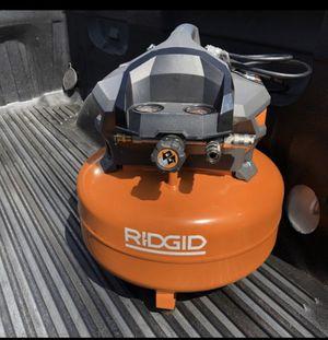 Ridgid 6 gal Compressor for Sale in Garden Grove, CA