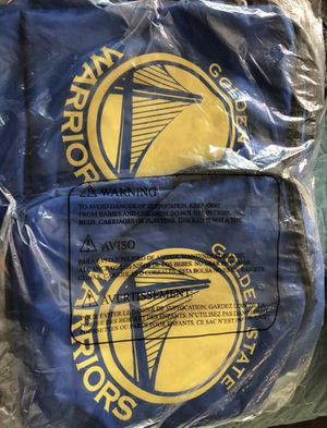 Golden state warriors duffle bag for Sale in Covina, CA