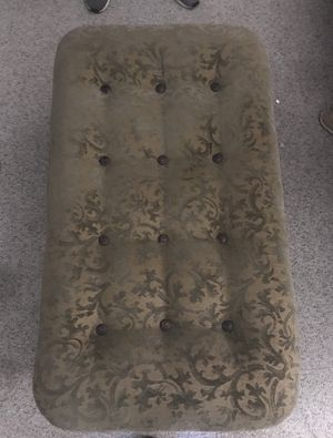 Bombay Tufted Bench for Sale in Maple City, MI