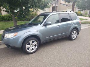 Subaru Forester for Sale in Sacramento, CA