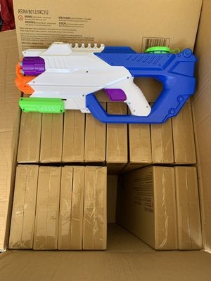 Nerf Super Soaker Dartfire Water Gun for Sale in Hacienda Heights, CA