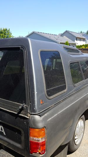 Toyota pick up camper only AS IS!!!! for Sale in Puyallup, WA