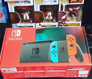 Nintendo Switch console brand new for Sale in Los Angeles, CA